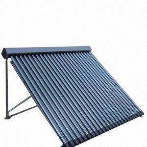European Solarkeymark Heat Pipe Solar Thermal System
