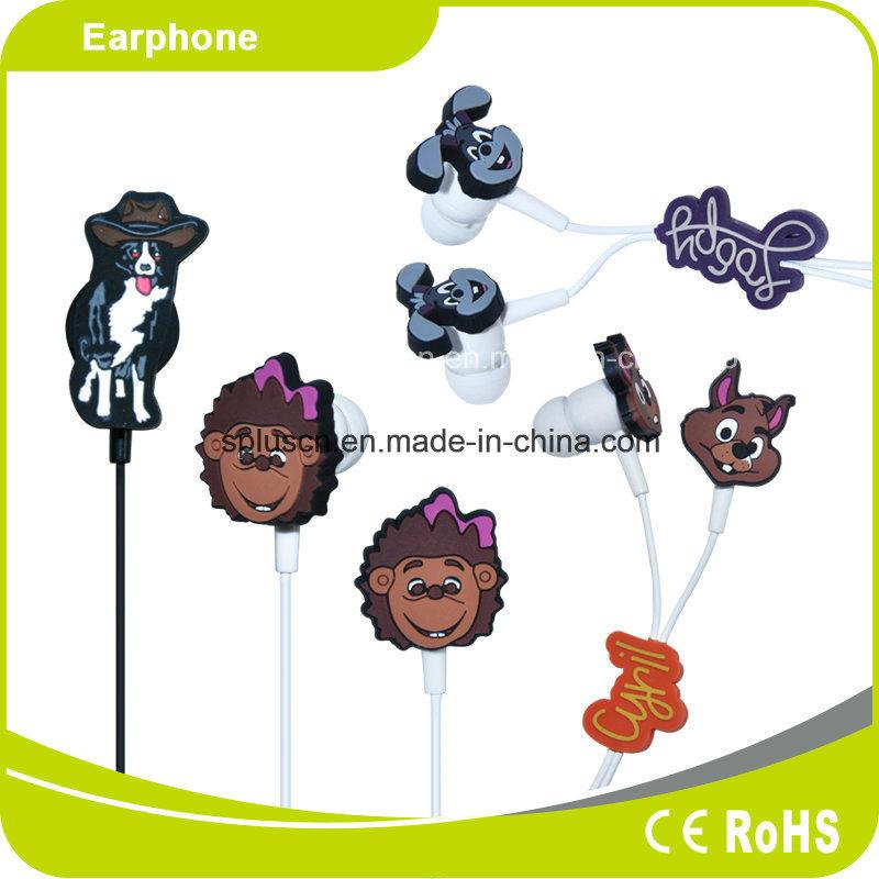 Promotion Cartoon Phone Accessories Mobile Best Earphone