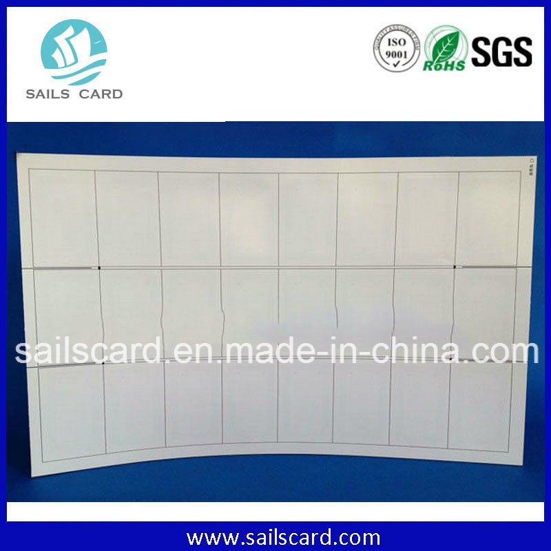 PVC RFID Card Inlay/Prelam for Making Access Control Card/Smart Card
