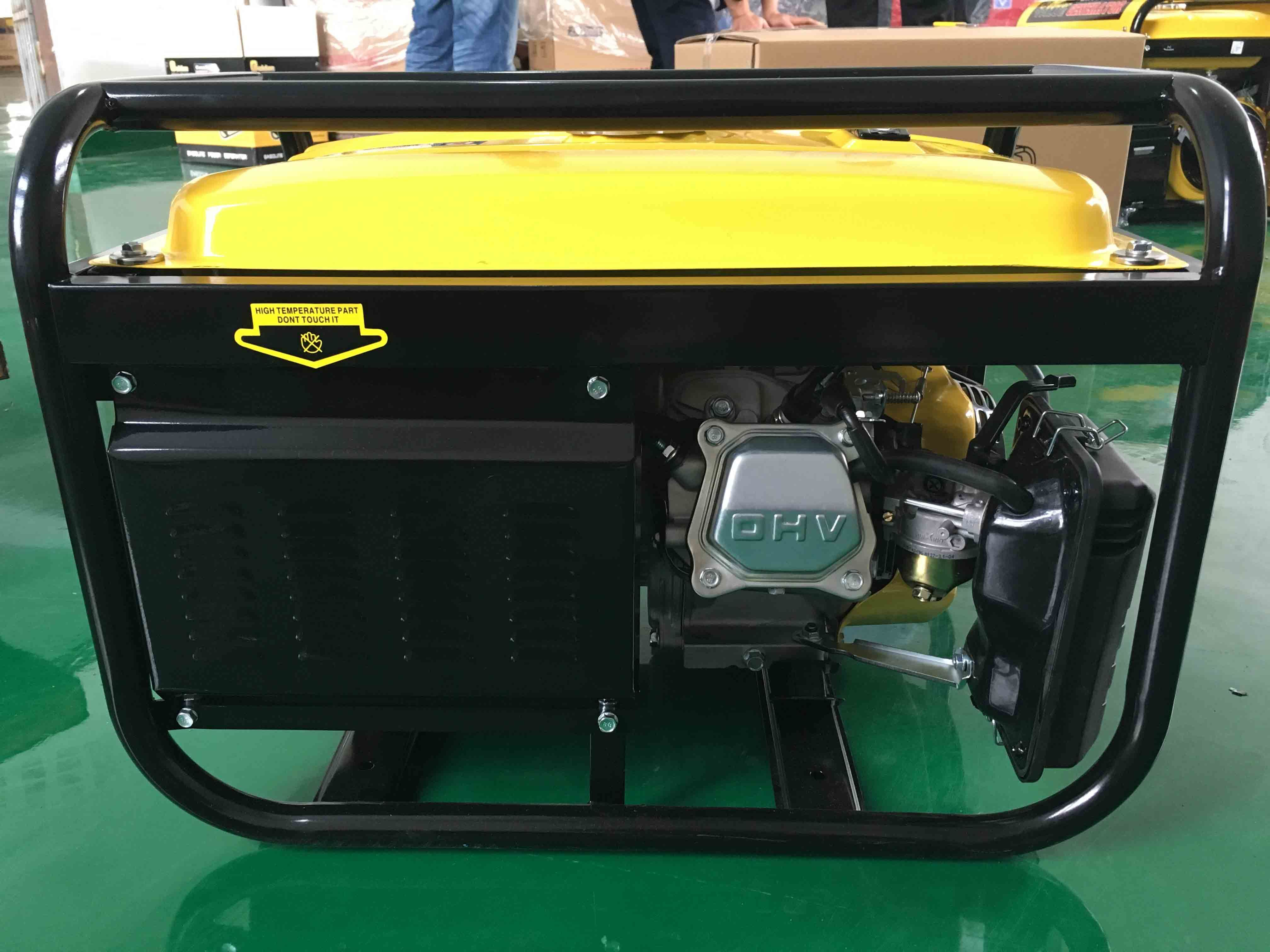 3kw 3000W Copper Wire Portable Electric Power Gasoline Generator