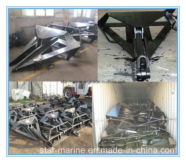 China Supplier Delta Flipper Anchor