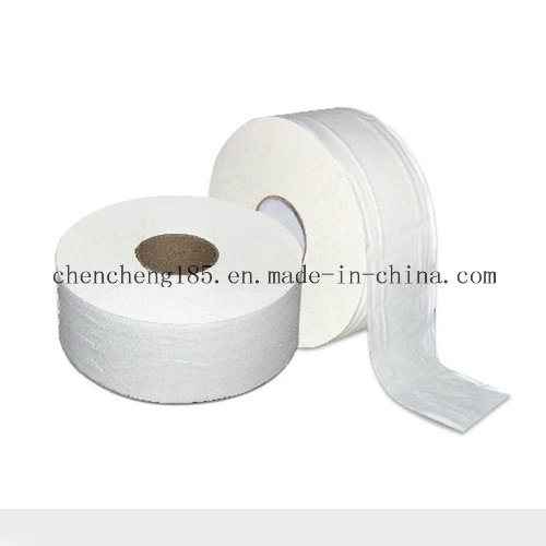 Wood Pulp Jumbo Paper Roll/Large Tissue Paper Roll Fk-98