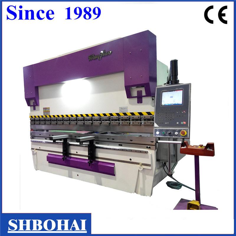 "Shanghai ""Bohai"" 26 Year Factory CNC Press Brake with Cybelec DNC600 or DNC800 CNC Control"