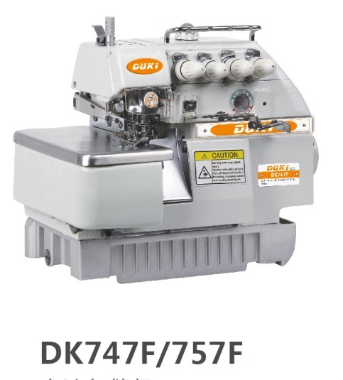 Overlock Sewing Machine Dk747