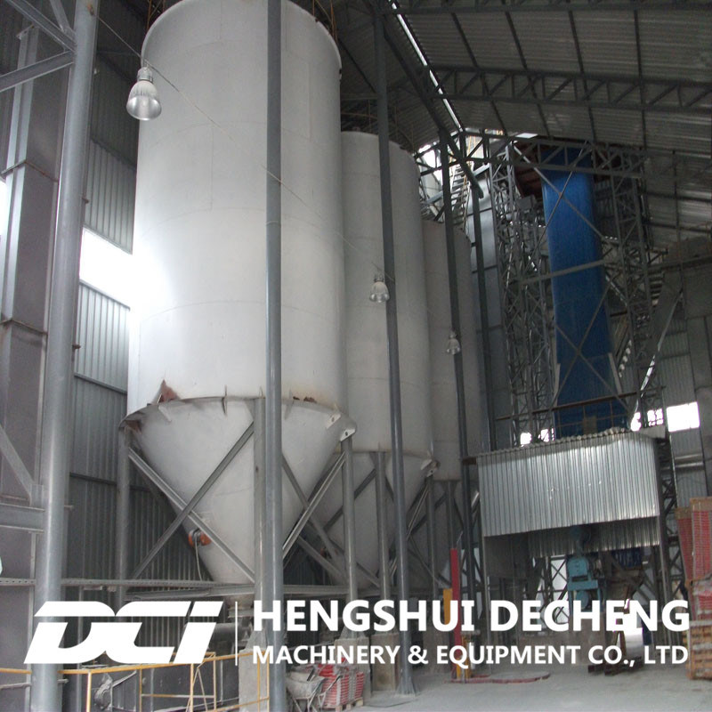 Natural Gypsum Powder Production Line ISO9001: 2008