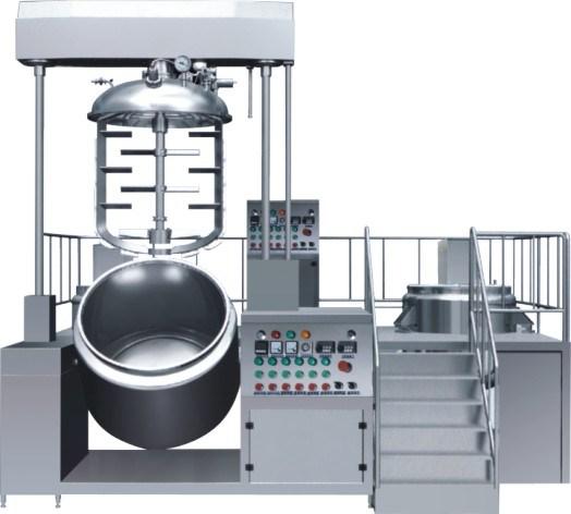 100 L Vacuum Homogenizing Machine