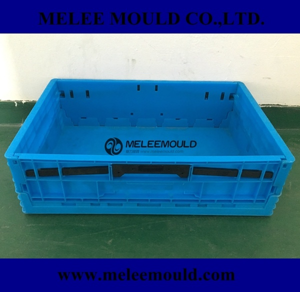 Melee Plastic Food Grade Crate Mould