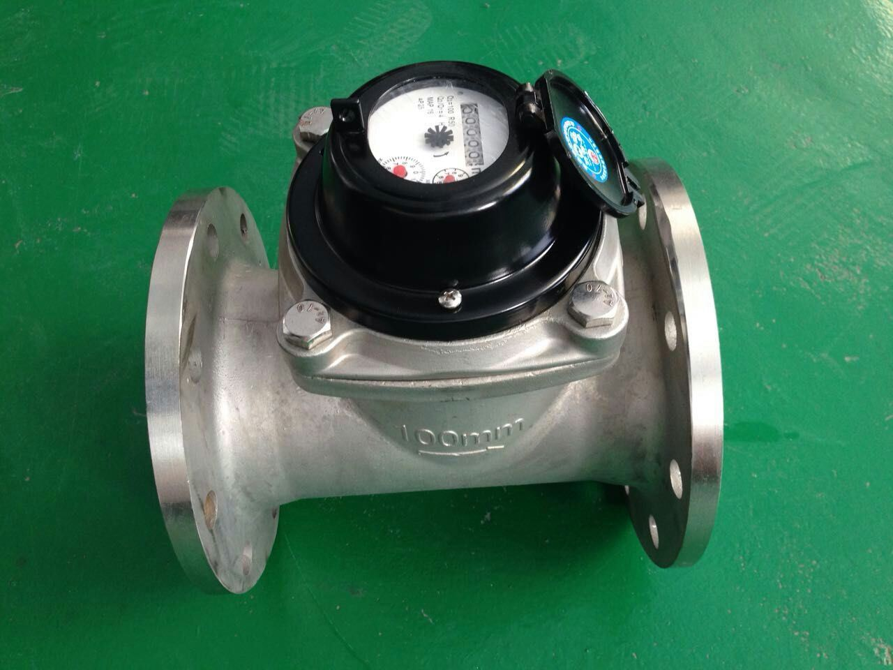 304 Stainless Steel Woltman Type Woltman Water Meter Dn50-Dn300