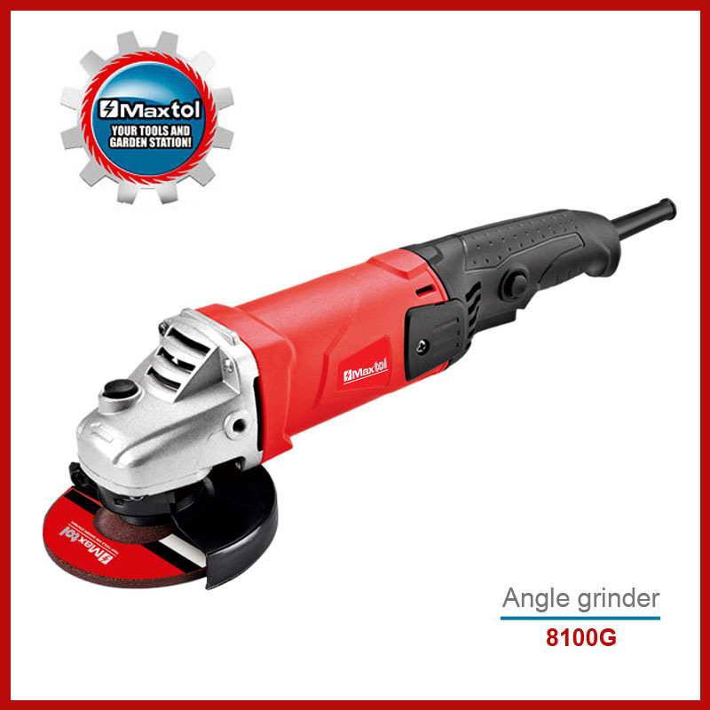 New 1100W 115mm Angle Grinder (8100G)