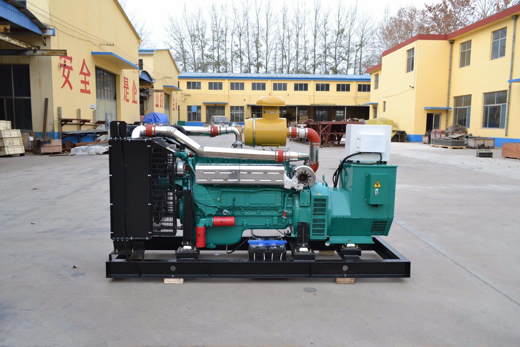 Gas Generator Set Weifang Huayuan Diesel Engine Manufacture Co