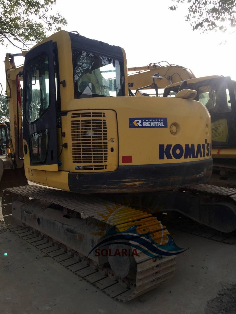 Used Komatsu PC128 Crawler Excavator Ori...