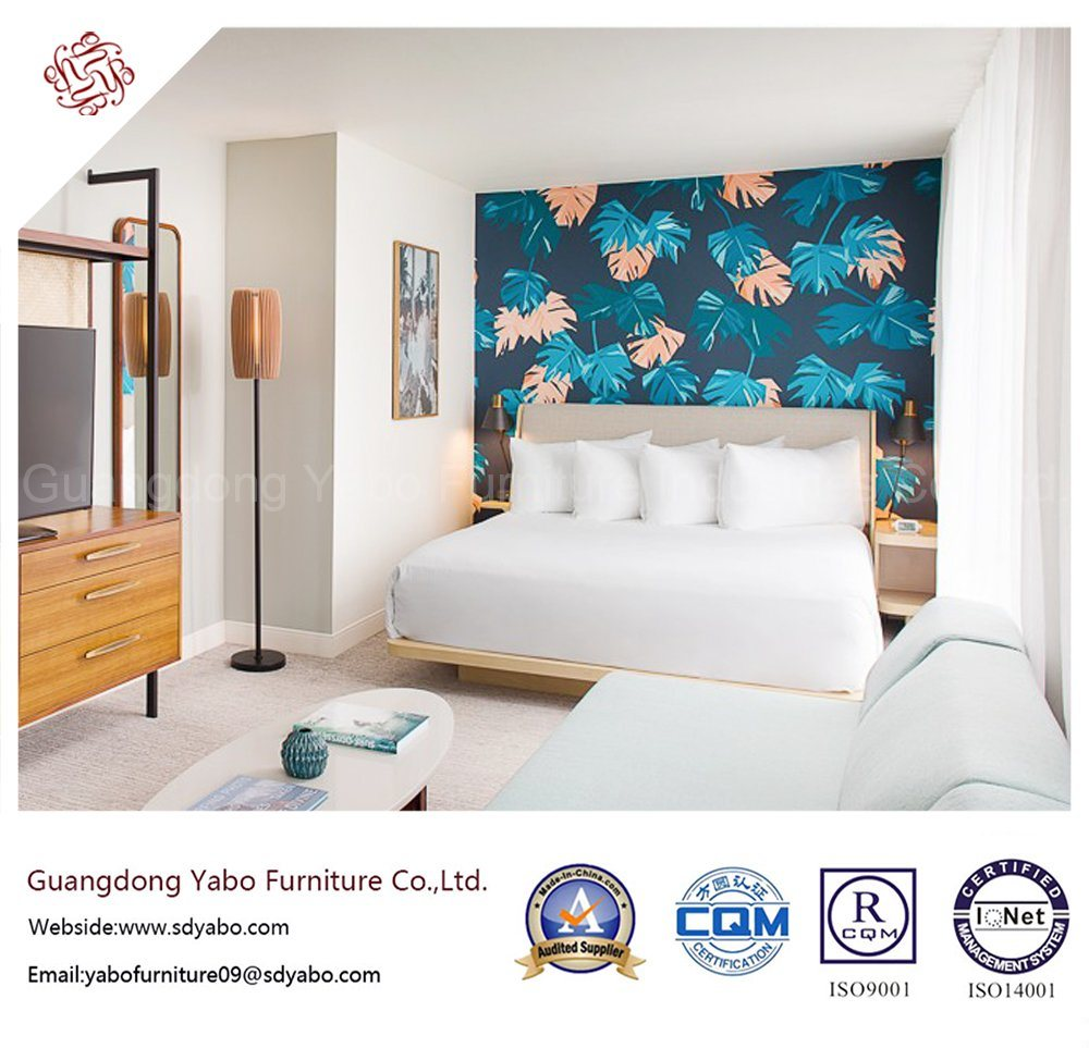 China Five Star Hotel Furniture With Modern Wooden Bedroom Set (YB New)    China Hotel Furniture, Furniture