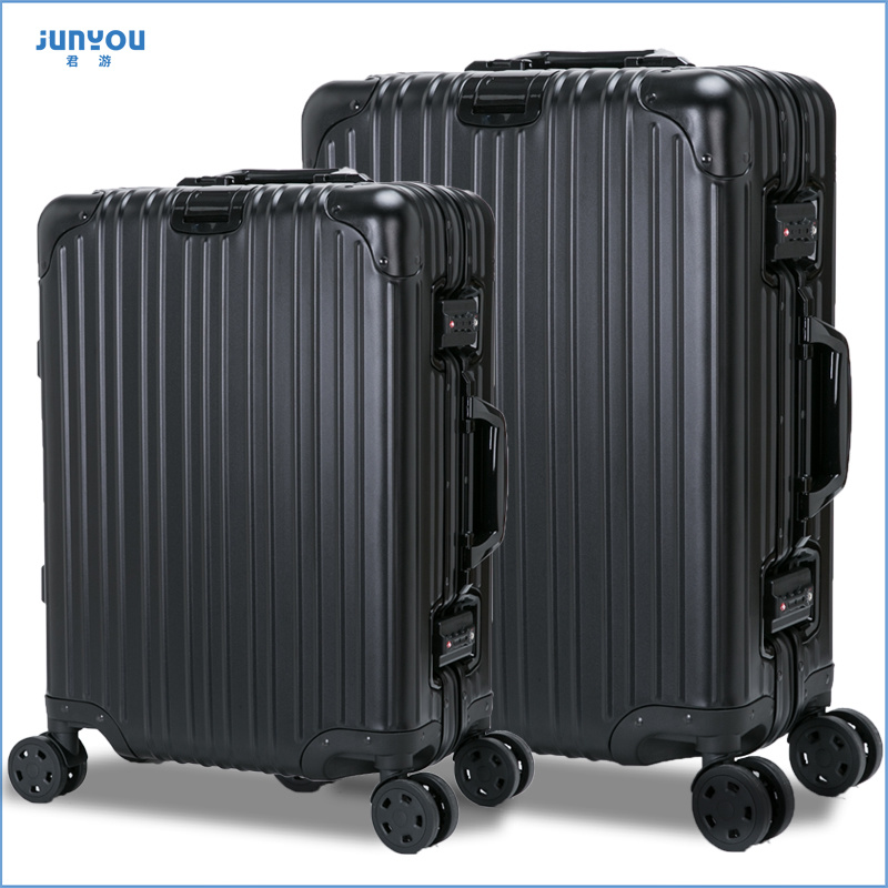 New Items Leisure 20′′ Womens All Aluminum Trolley Luggage