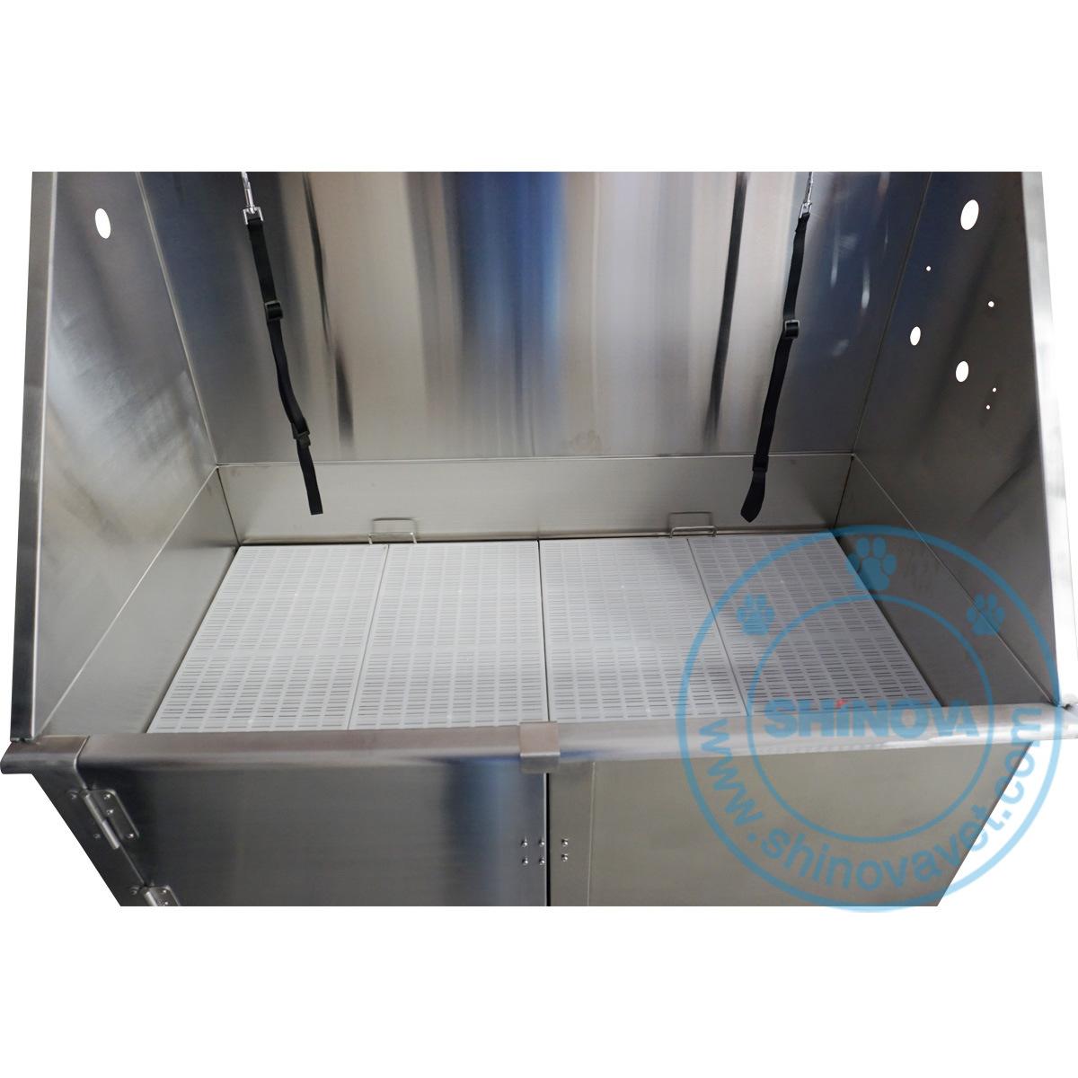 Stainless Steel Grooming Tub (PT-1S)