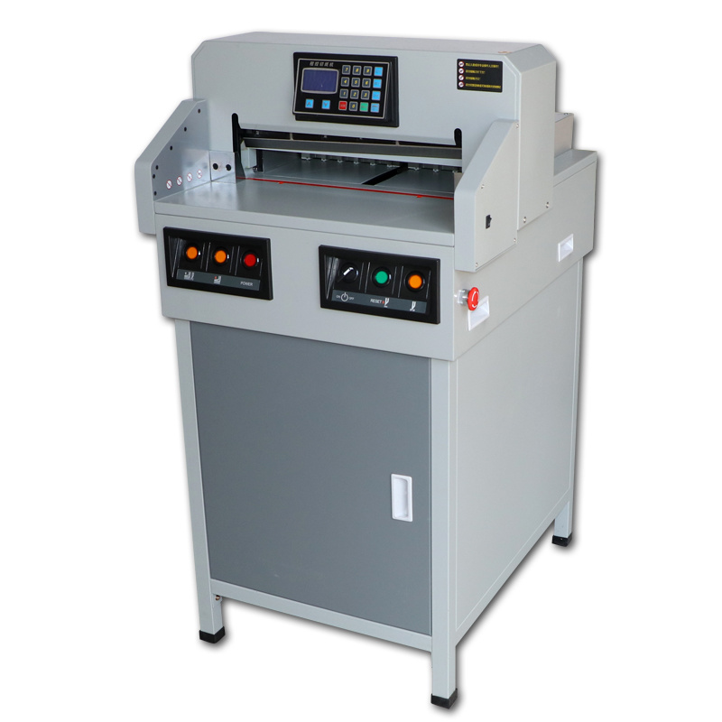 Byon-Professional Manufacturer Program-Control Paper Cutting Machine (BYON-4806R 18 Inch)