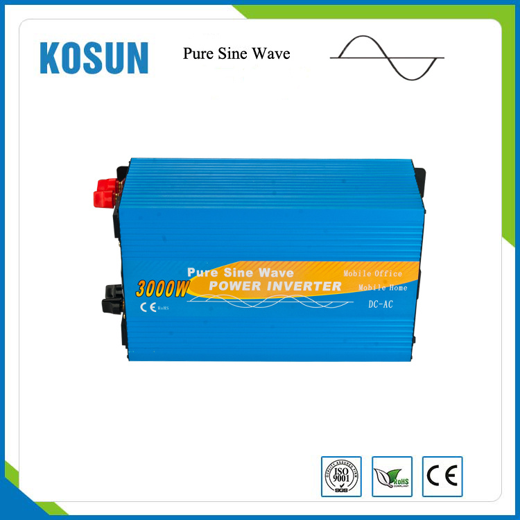 3000W Single Phase Inverter with Soft Start Function