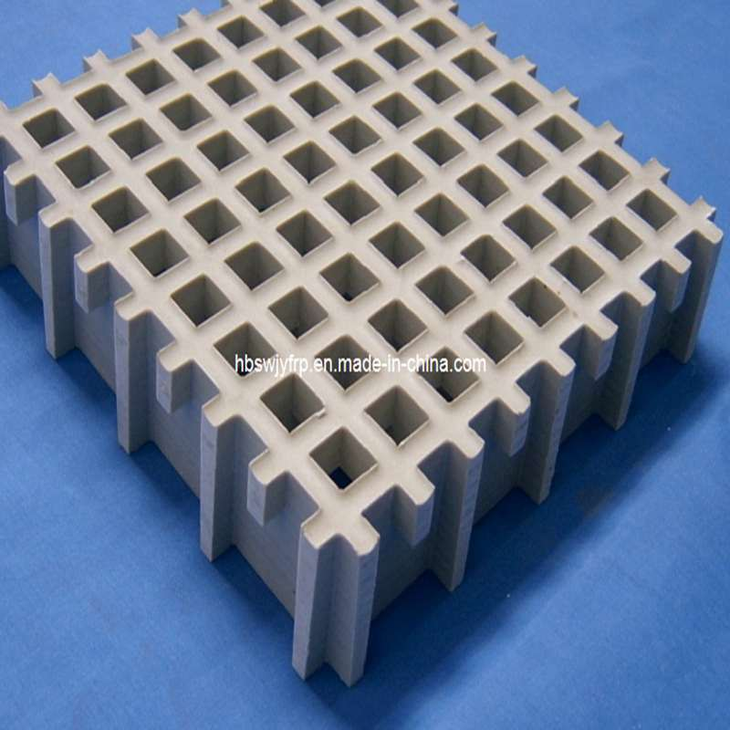 GRP FRP Molded Pultruded Grating on Sale From China Wholesale Factory