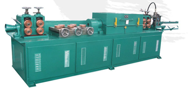 Gts10-20 Hydraulic Type Wire Straight and Cutting Machine