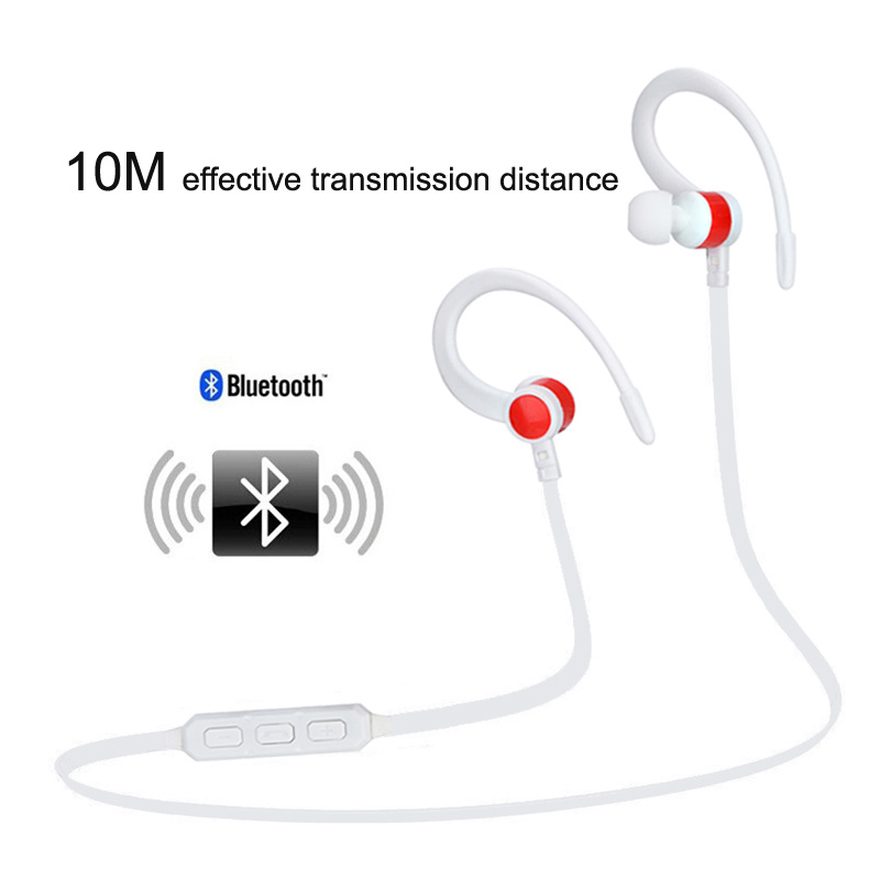 Active Noise Cancelling Wireless Bluetooth Earphones