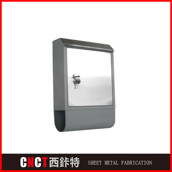 Simple Modern Wall Mounted Post Boxes