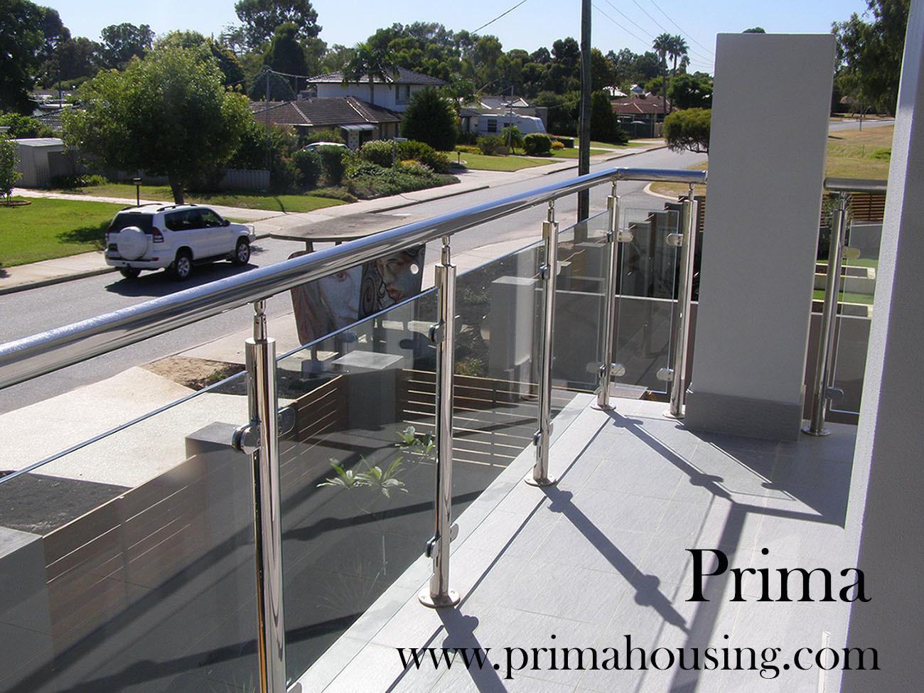 Glass Railing (PR-05)