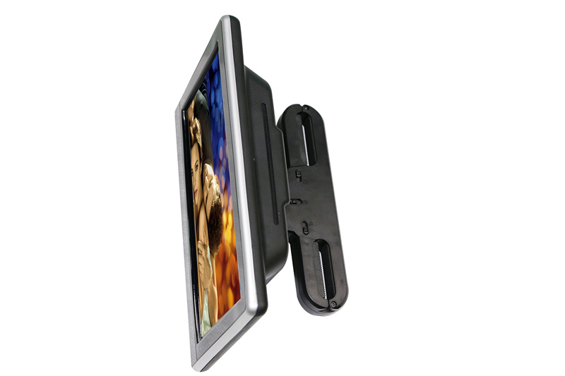 Car Audio DVD Player with Bracket, Car Video
