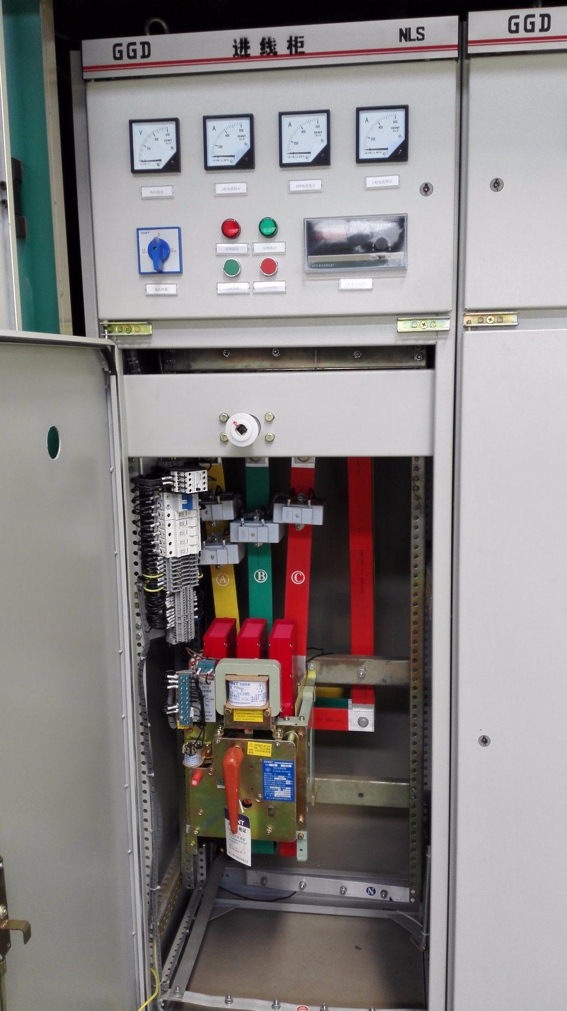 400kVA European Style Box Transformer Substation for Power Supply