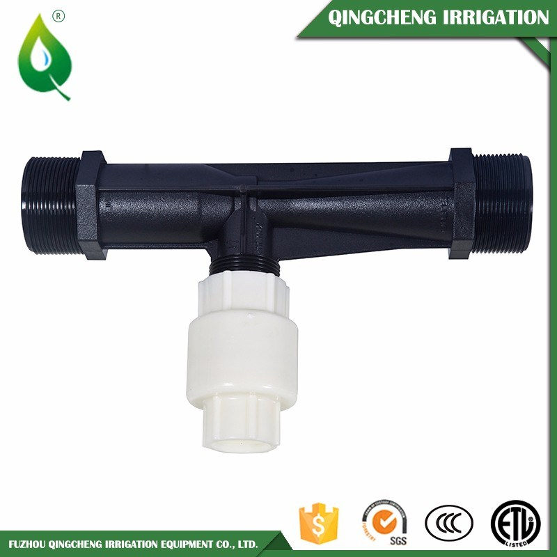Drip Irrigation Venturi Fertilizer Injector Manufacturer