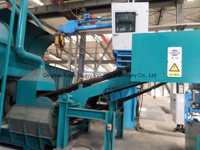 Semi-Automatic Vacuum Molding Line/ Easy Vacuum Molding Line