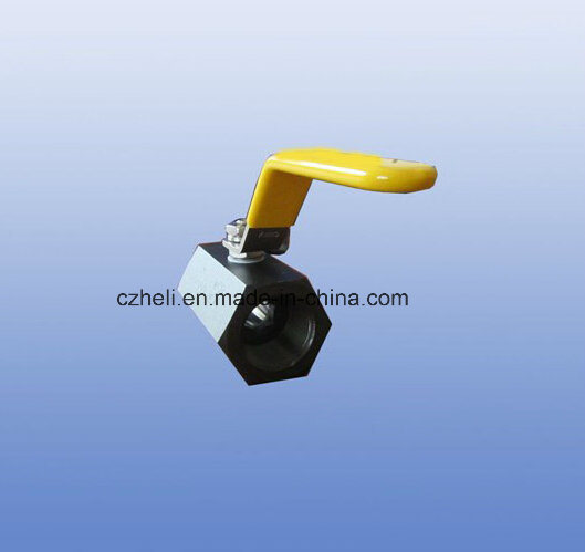 2000psi Carbon Steel 1PC Ball Valve by Bar