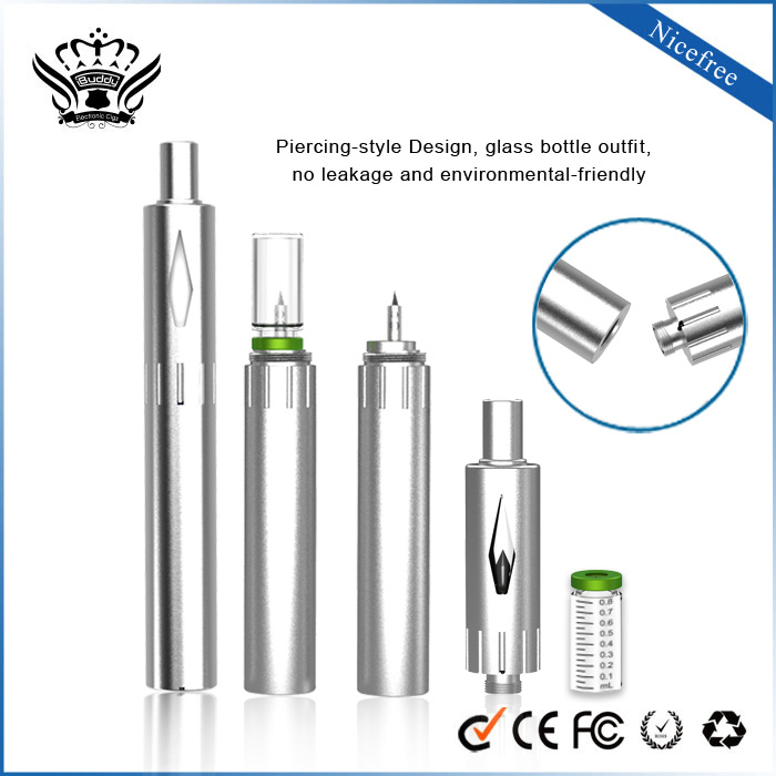 Ibuddy 450mAh Glass Piercing-Style Electronic Cigarette Kit Wholesale EGO Ce4