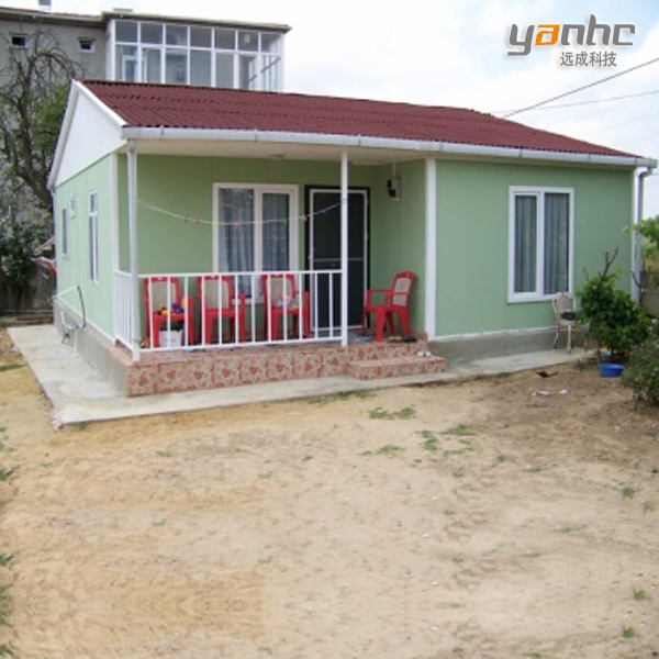 China external wall panel nice looking prefab house p51 for Nice looking houses pictures