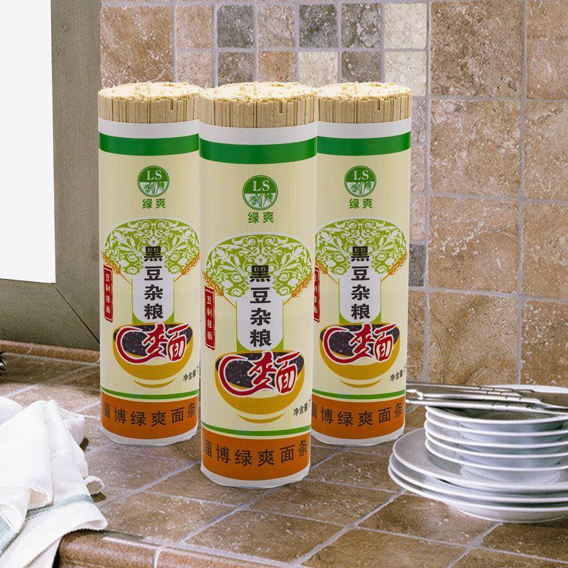 Black Soya Bean Noodles