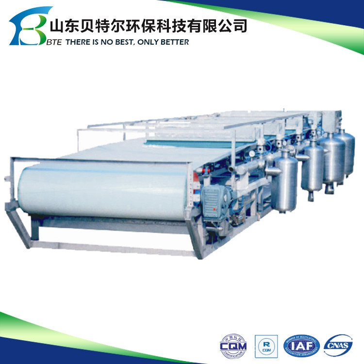 Vacuum Belt Filter for Desulfurization Gypsum with ISO9001