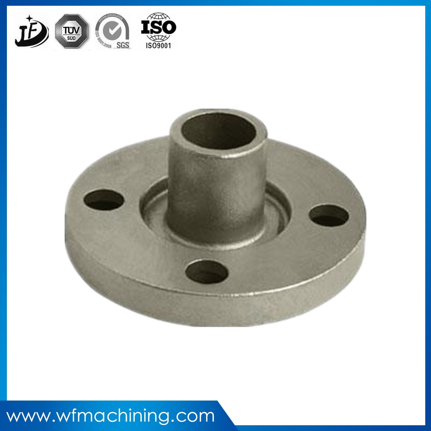 OEM Forging Stainless Steel Forging Carbon Steel Forging Crankshaft with Forged Process