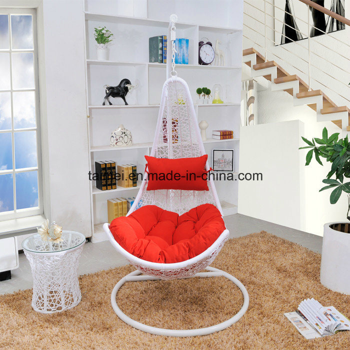 Maple Leaf Strips Swing Chair