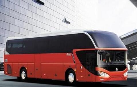 12 Meters Series 50 Steats Diesel Luxury Tour Bus