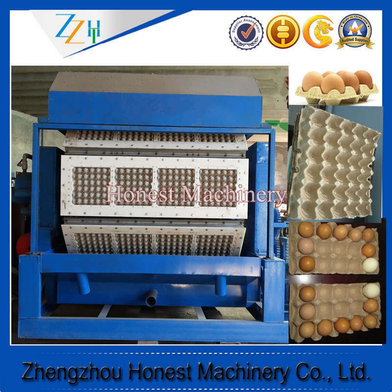 China Made Factory Price Egg Tray Forming Machine