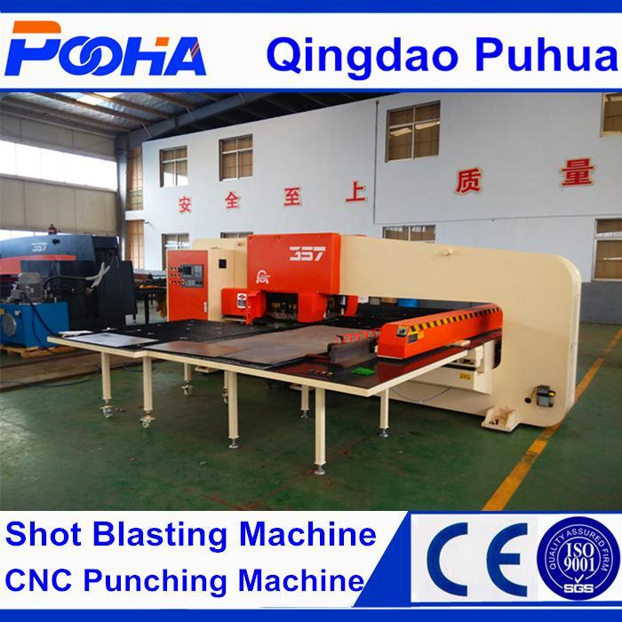 24/32 Stations AMD-357 Mechanical CNC Turret Punching Machine