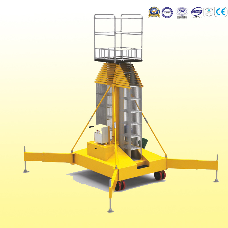 Electric Areal Work Platform