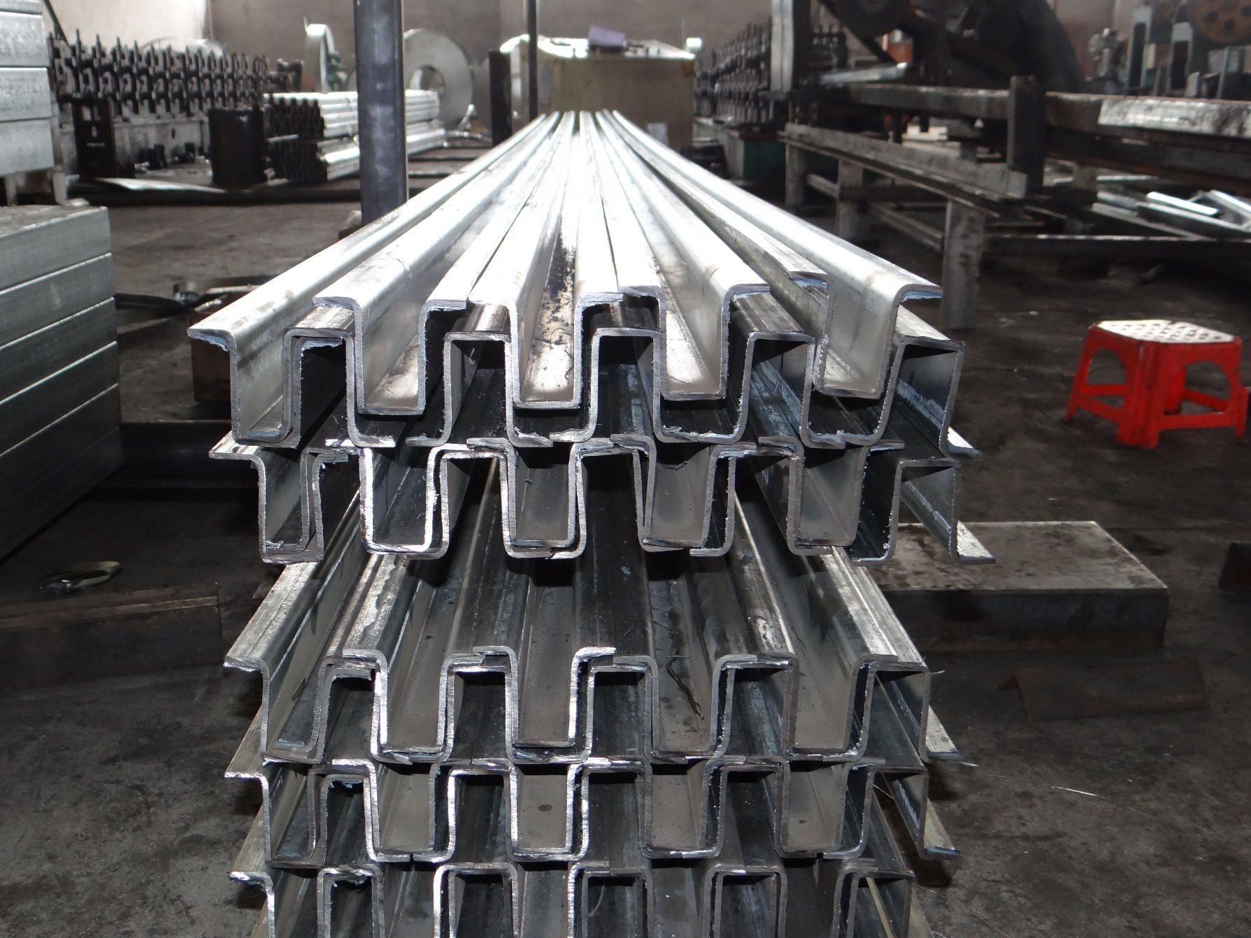 Omega Steel Profile