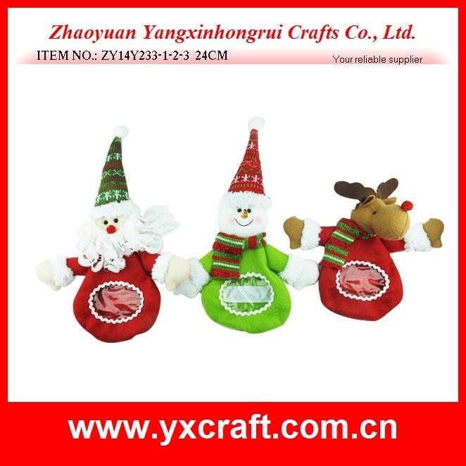 Santa, Snowman, Reindeer, Angel, Penguin Promotional Christmas Gift