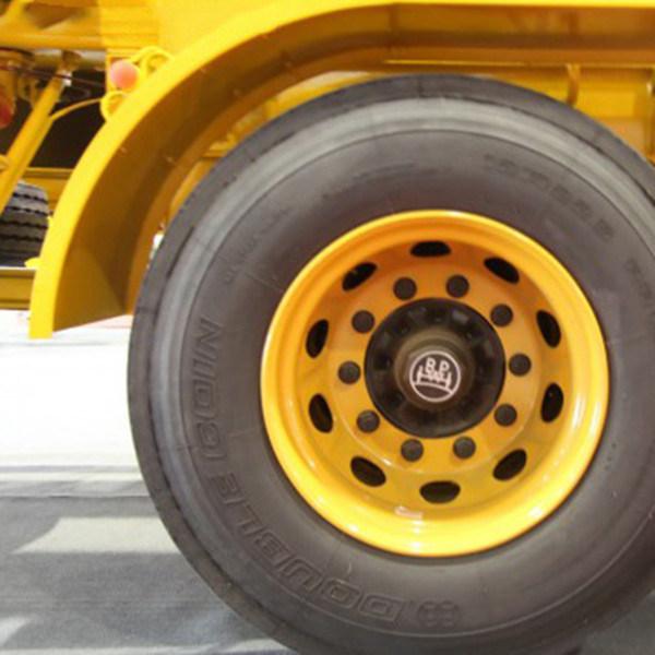 Fuwa BPW Semi Suspension Trailer Spare Parts