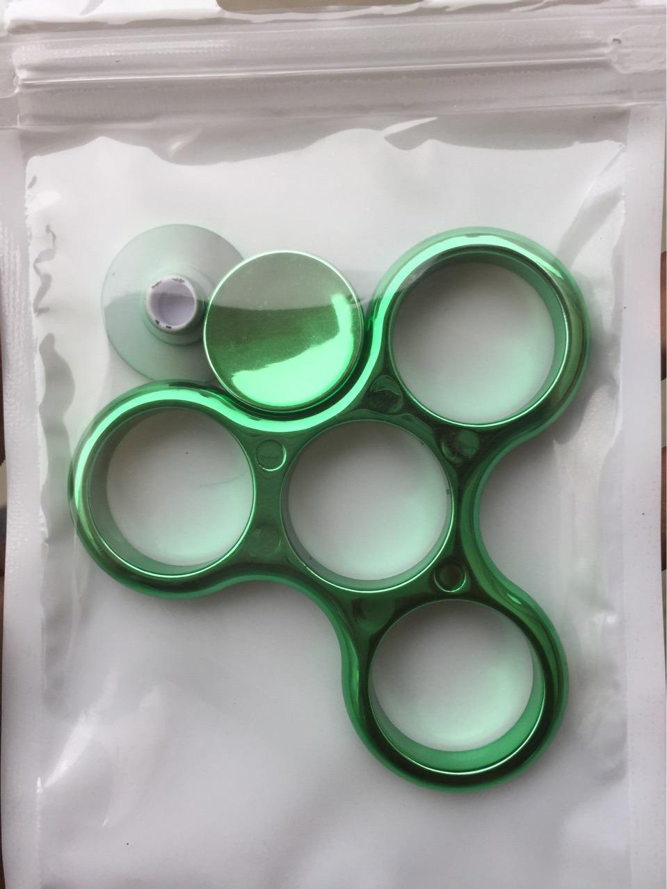 Hand Spinner EDC Fidget Toys Shinny Color