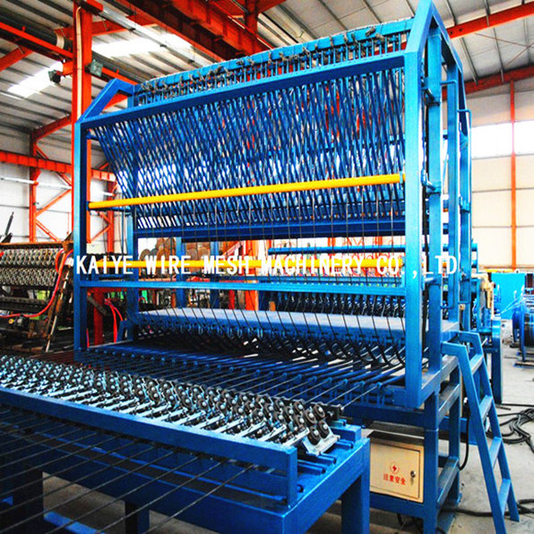 New Automatic CNC Wire Mesh Welding Machine