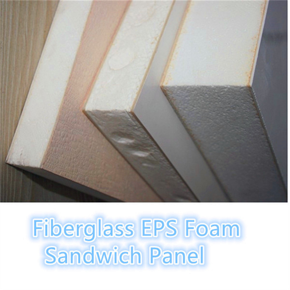 Light-Weight FRP Prelaminated EPS Insulation Panel for Truck Body