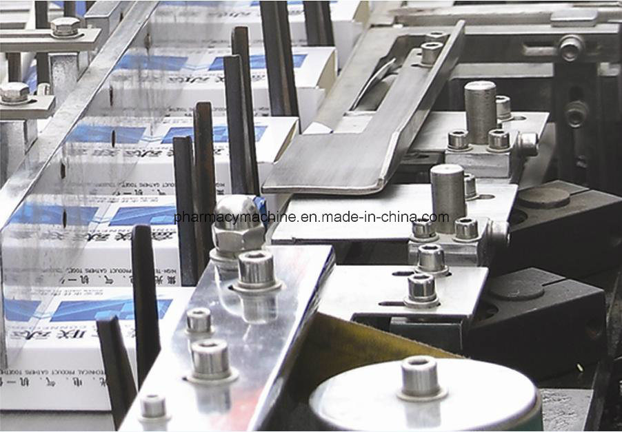 ZH-120 Horizontal Automatic Pharmaceutical Blister Cartoning Machine