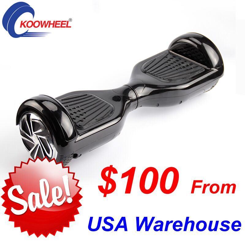$100 Self Balance Scooter La & Ny USA