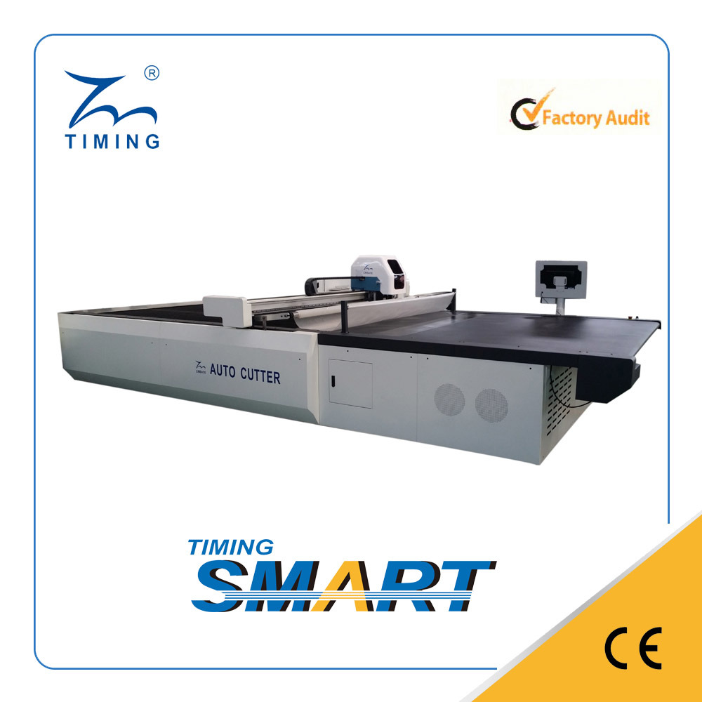 Tmcc-2025 CAD Cam Cloth Cutter Digital Cutting System Fabric Cutting