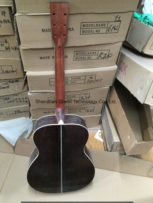 Solid Acoustic Guitar 00028 / Martin Style Acoustic Guitar (G-00028)